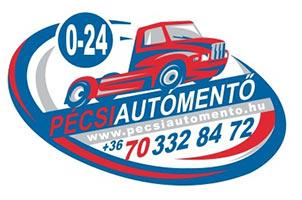 Autómentés Pécs logo